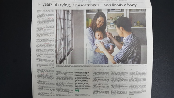 20190916_3 Miscarriages, Finally a Boy